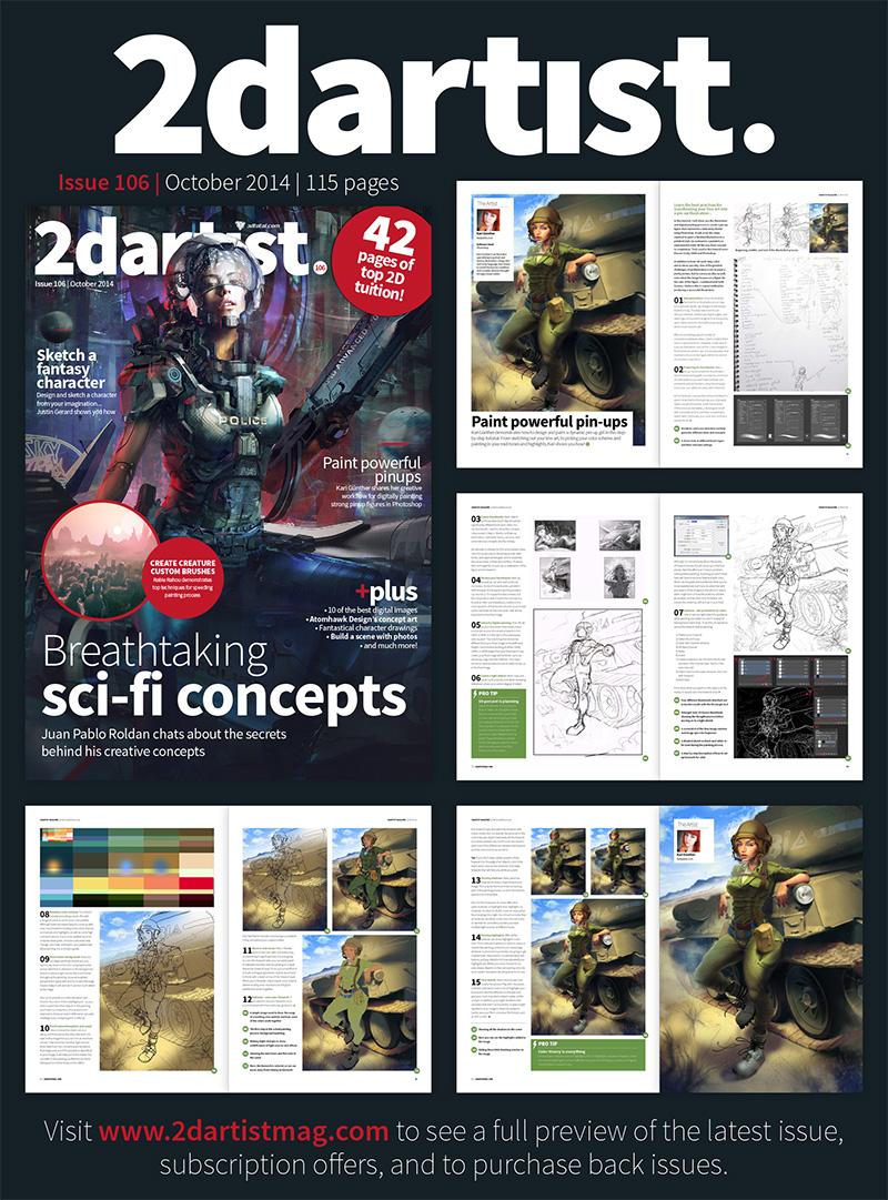 kari_gunther_2dartistmagazine